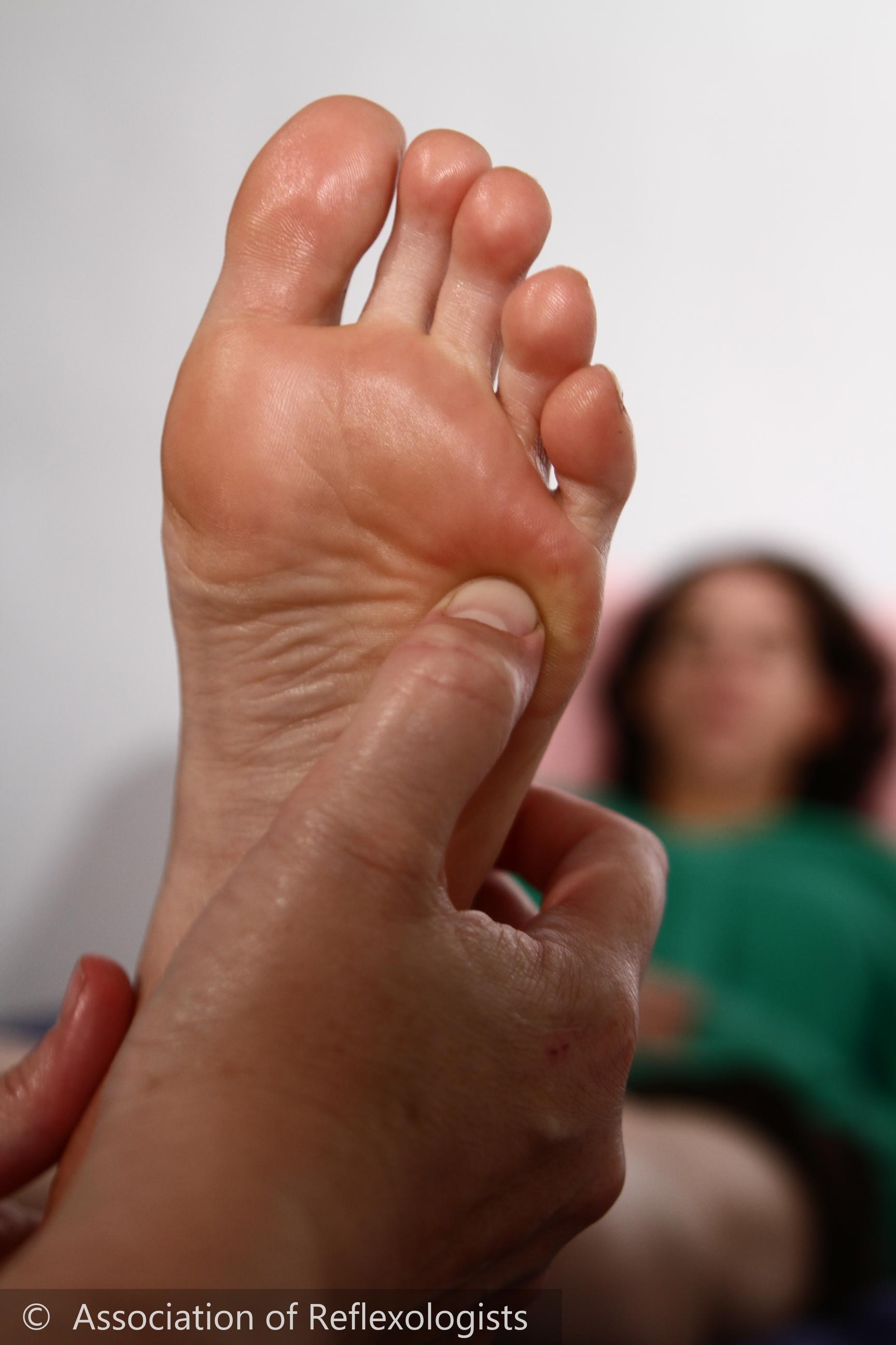 reflexology liz brown